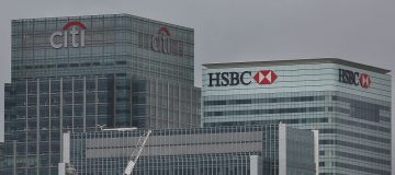 bank hsbc citi goldman deutsche