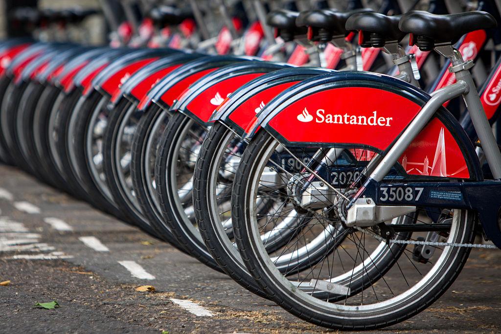 Los viajeros de oficina aumentan las cifras de alquiler de bicicletas de TfL para septiembre