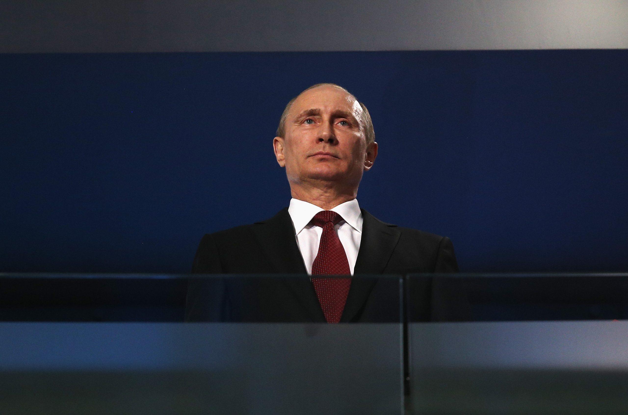 To Understand Vladimir Putin We Must See The World Through His Eyes Cityam