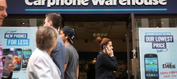 Carphone Warehouse And Dixons Agree £3.8bn Merger