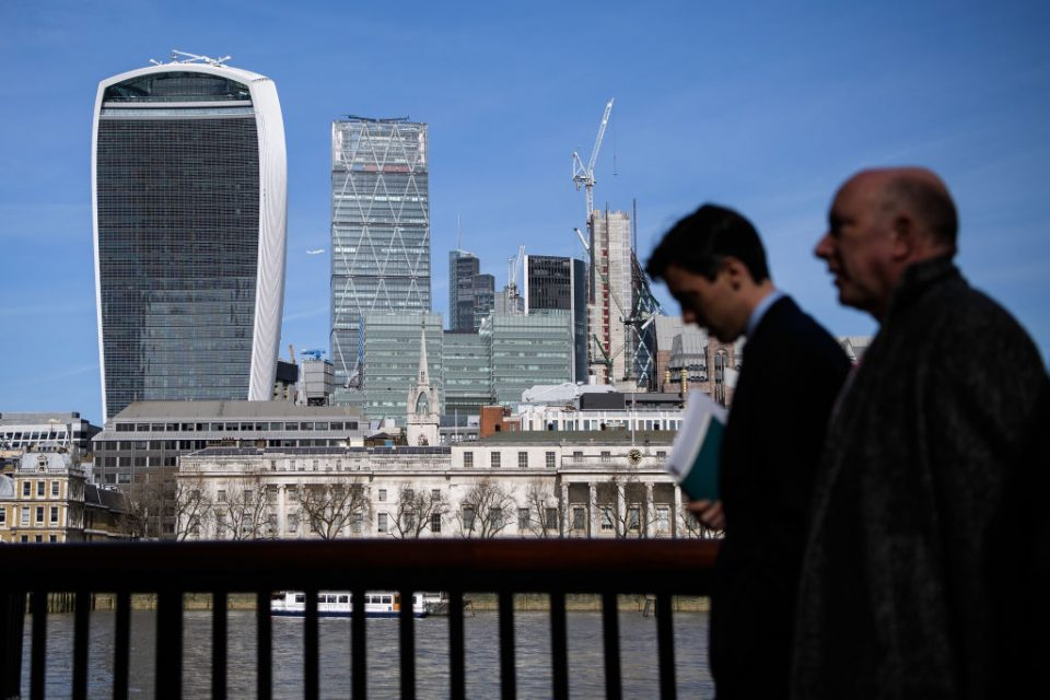 derivatives clearing britain eu clearing houses