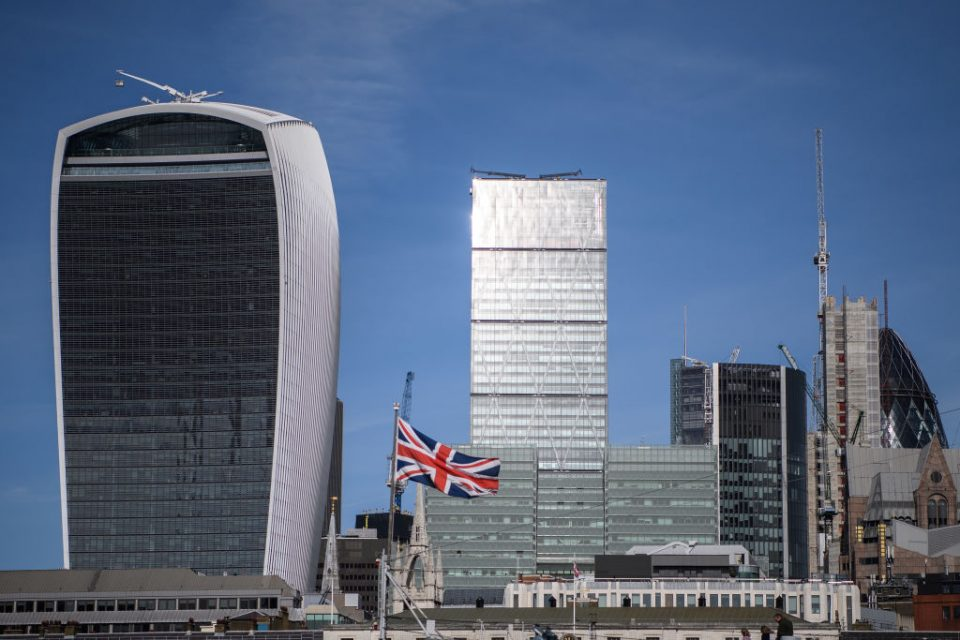 Triggering Article 50 - City Of London