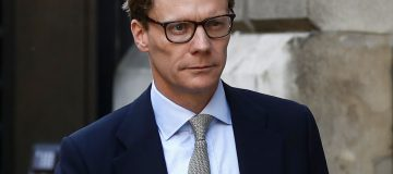 Cambridge Analytica Chief Appears Before A Commons Select Committee