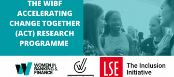 WIBF launches UK's first cross-sector gender research programme in financial services
