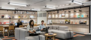 Office design experts lead London's return to the office