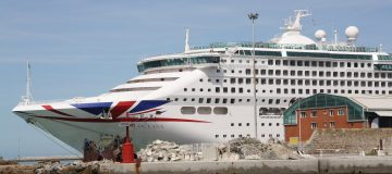 Carnival-owned P&O Ferries today announced that all of its cruises would be cancelled until the new year due to the coronavirus pandemic.
