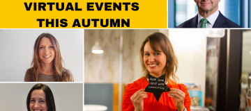 Virtual Events With WIBF This Autumn