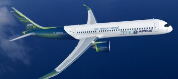 European aerospace giant Airbus has today unveiled concepts for the first ever commercial zero emissions aircraft, which it said could be in service by 2035.