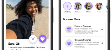 Fishing for likes: Facebook takes on Tinder with new dating service