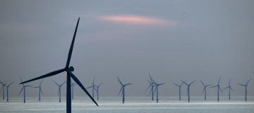 Boris Johnson will use today's Conservative Party Conference speech to pledge £160m for developing offshore wind power