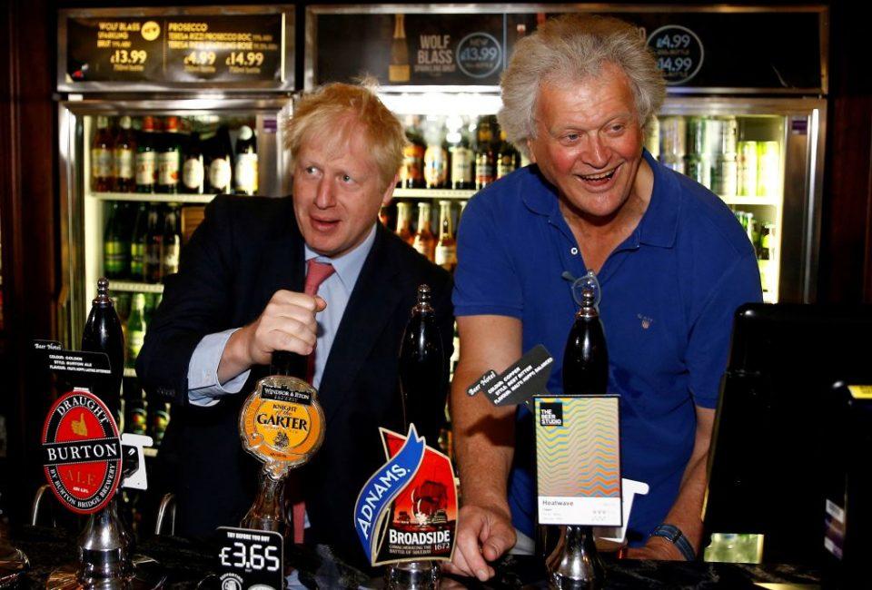 BRITAIN-EU-BREXIT-POLITICS-CONSERVATIVE