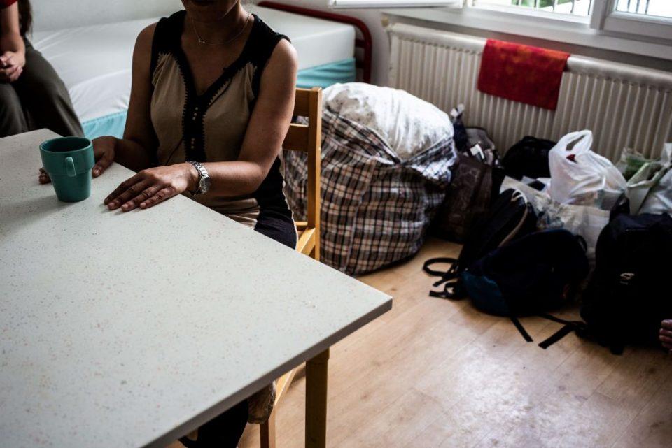 FRANCE-VIOLENCES-WOMEN-SOCIAL-FAMILY