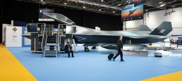 BAE Systems has said that its new fighter jet could support 20,000 jobs in the UK as it seeks to make the case for the new combat air system.