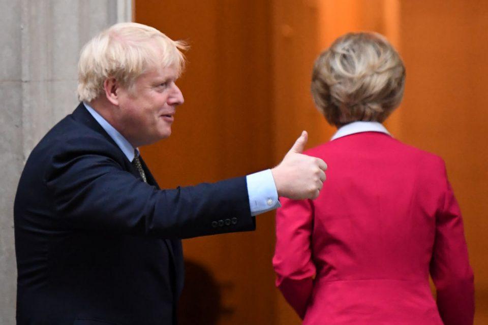 brexit deal goldman sachs