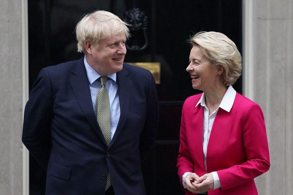 PM to hold last-minute Brexit talks with EU's Von der Leyen