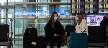 La instalación de prueba se inauguró en el aeropuerto de Heathrow antes de la primera salida del Reino Unido, que fue aclamada hoy en medio de las esperanzas de impulsar el sector de los viajes enfermos.