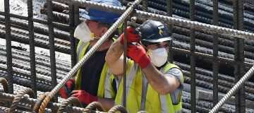 Big construction firms have today been warned that they risk choking smaller companies of essential building supplies amid the current global shortage of raw materials.