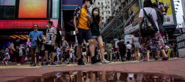 TOPSHOT-HONG KONG-CHINA-POLITICS-LIFESTYLE