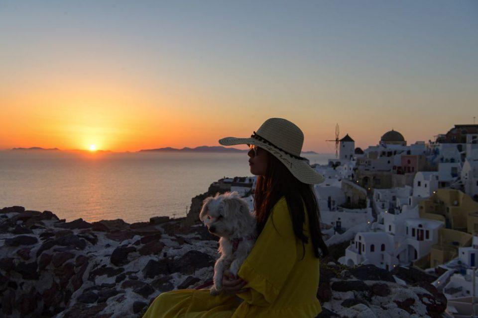 GREECE-HEALTH-VIRUS-TOURISM-TRAVEL-CORRIDOR-