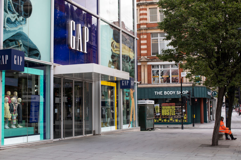 Gap looks at closing stores in the UK and rest of Europe - CityAM