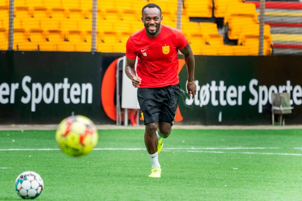Michael Essien has joined FC Nordsjaelland as a coach