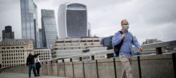 FTSE rises on stimulus hopes but pound weighs