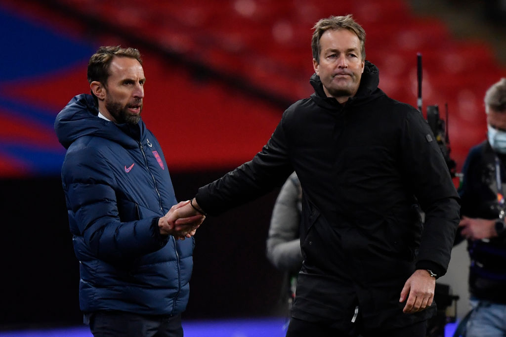 Denmark head coach Kasper Hjulmand is among the managers to have passed through Nordsjaelland or Right to Dream