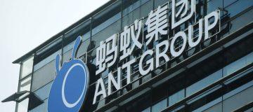 CHINA-HONGKONG-ECOMMERCE-ANTGROUP-IPO