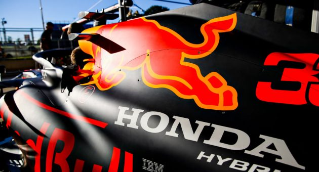 Honda: Red Bull engine supplier to leave F1 in 2021
