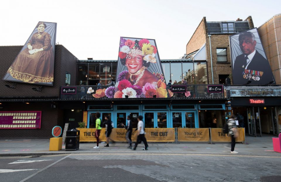 Young Vic 50th Birthday Launch - Photocall