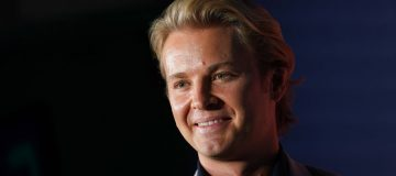 Nico Rosberg, founder of Extreme E team Rosberg Xtreme Racing