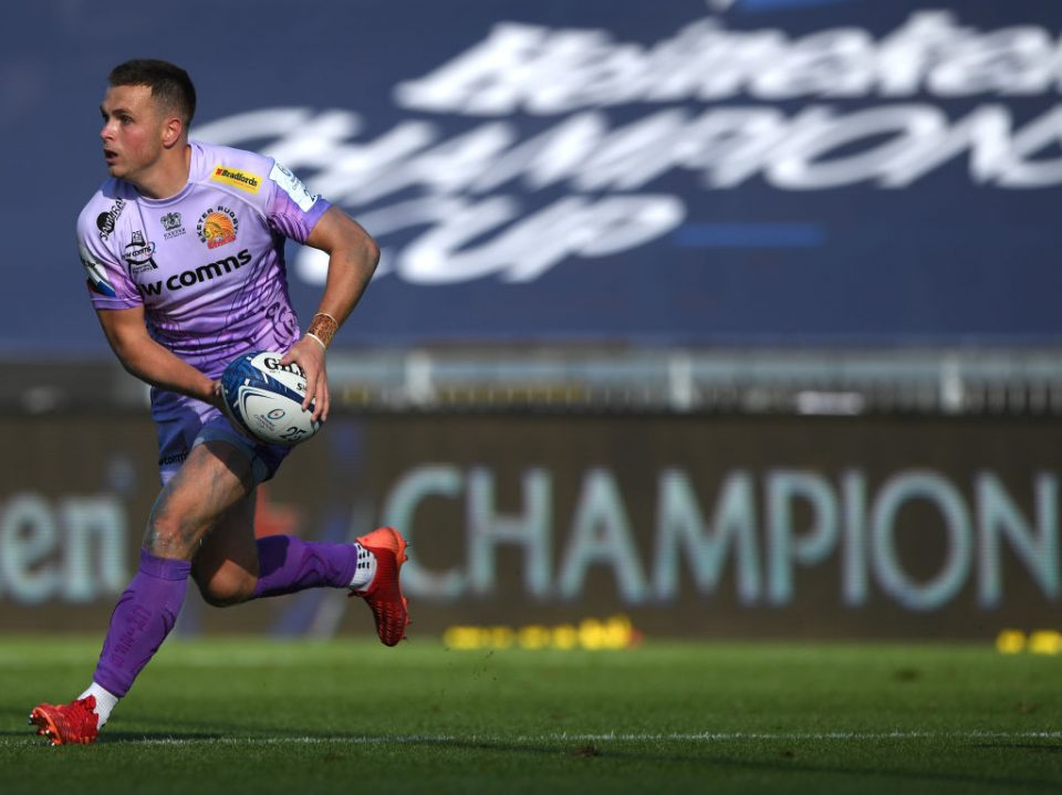 Exeter Chiefs v Toulouse - Heineken Champions Cup: Semi Final