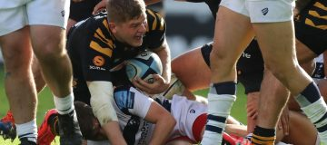 Wasps flanker Jack Willis heads into the Premiership final in sensational form