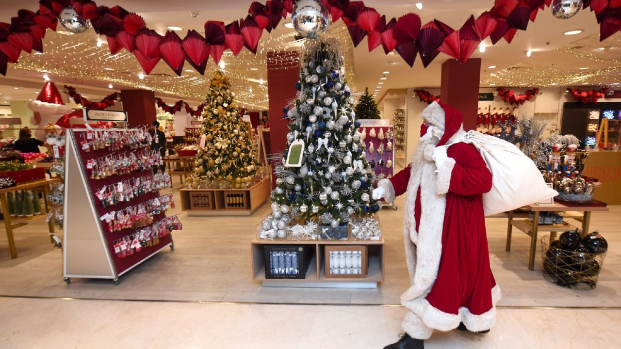 Christmas Isn T Cancelled Santa Is Accepting Buy Now Pay Later Cityam Cityam