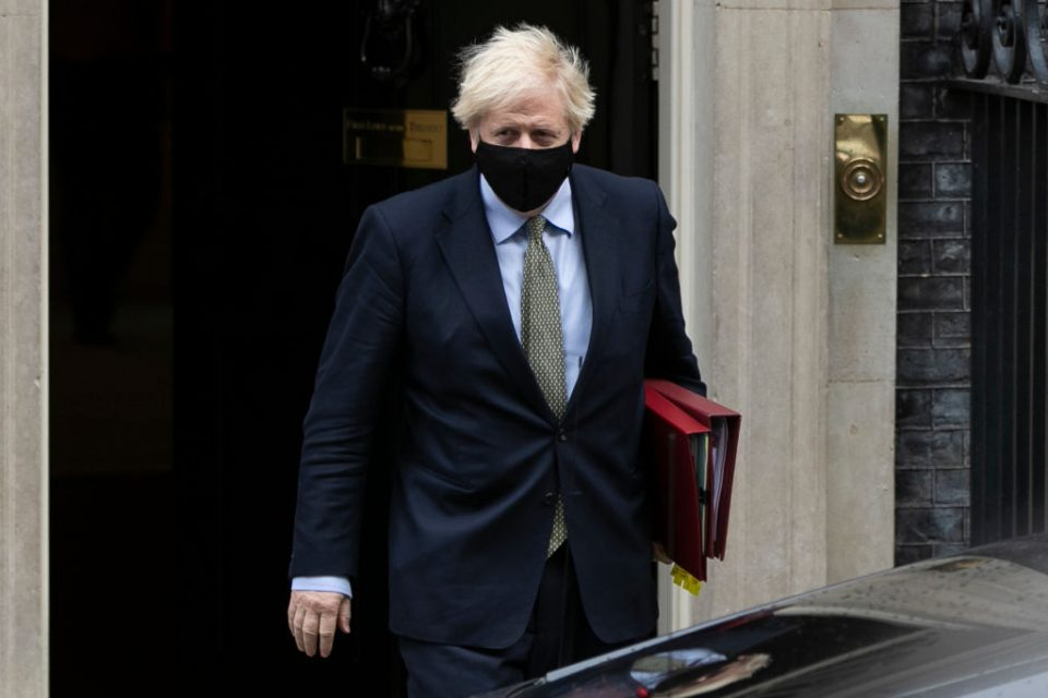 Pound swings wildly after Boris Johnson steps up no-deal rhetoric