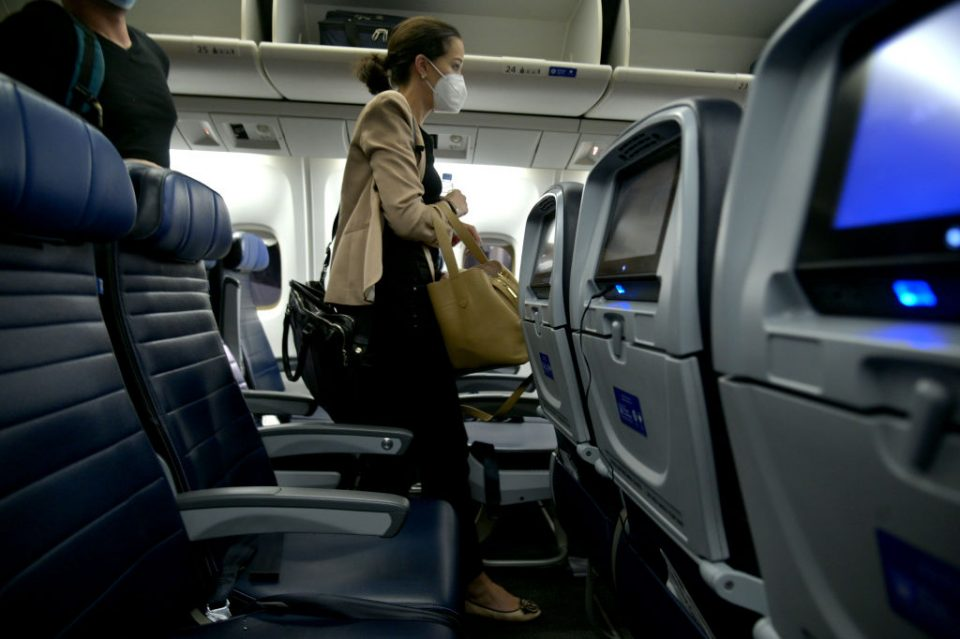 Air Travel Industry Remains One Of The Hardest Hit Economic Sectors During Covid-19 Pandemic