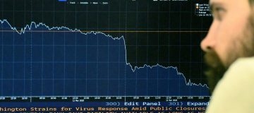 FTSE 100 slumps to April lows as coronavirus rattles markets