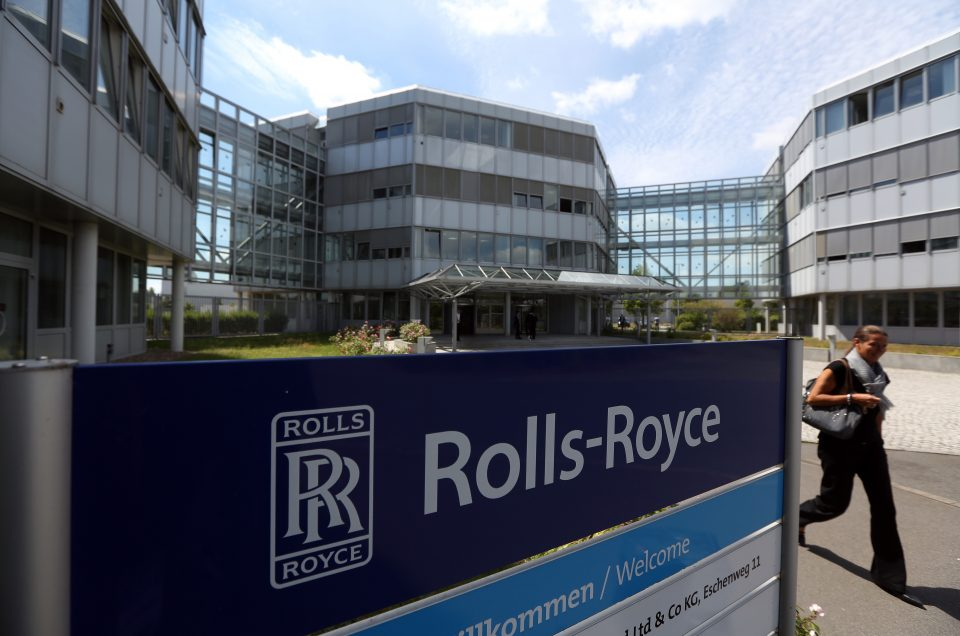 Rolls-Royce's stock halved today after the the engine-maker's shareholders voted in favour of a £2bn rights issue.