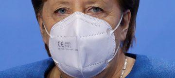 GERMANY-HEALTH-VIRUS-MERKEL