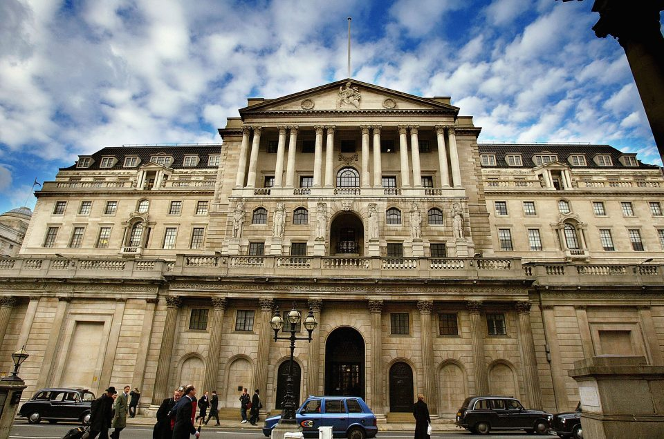 Bank Of England Sued Over BCCI Scandal