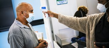 US carrier United Airlines has today announced the world's first free transatlantic coronavirus testing trial in a glimmer of hope for the travel industry.