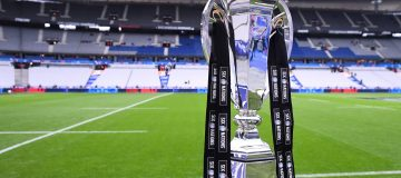 England, Ireland and France could all lift the Six Nations trophy on Saturday