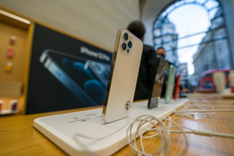 Apple Releases iPhone 12 and iPhone 12 Pro