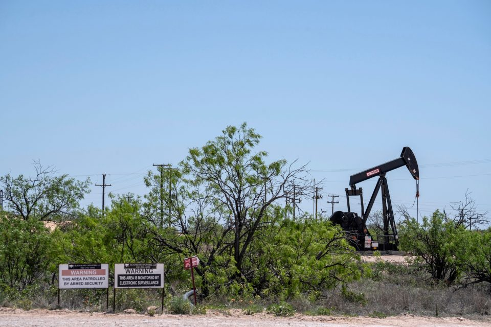 Global oil prices slumped to their lowest prices in nearly five months today as fears over new coronavirus lockdowns mounted.