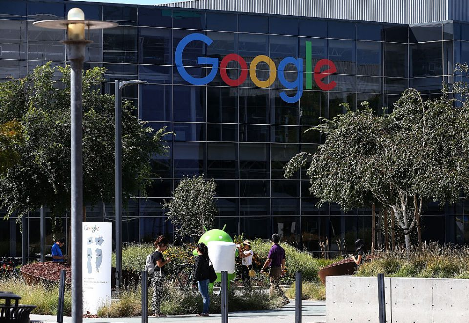 Workers at Google face pay cuts
