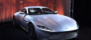 Mercedes-Benz to take 20 per cent stake in Bond's carmaker Aston Martin