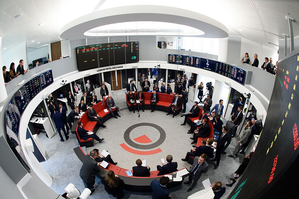 London Metal Exchange to shut iconic trading ring - City A.M.