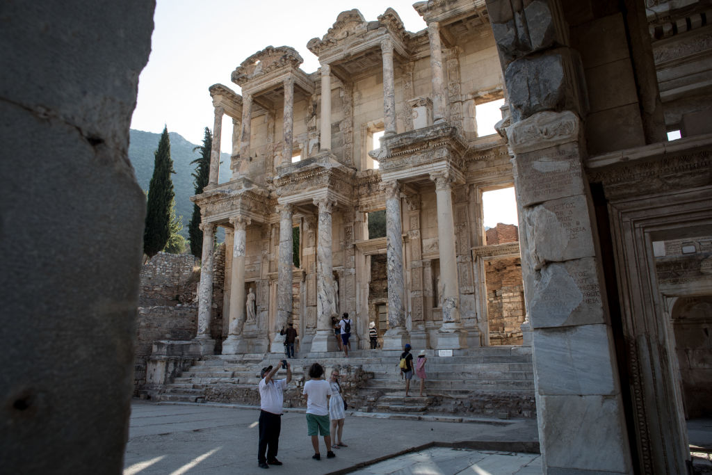Turkey's Ephesus will be off-limits to UK travellers unless they want to quarantine on arrival back in England
