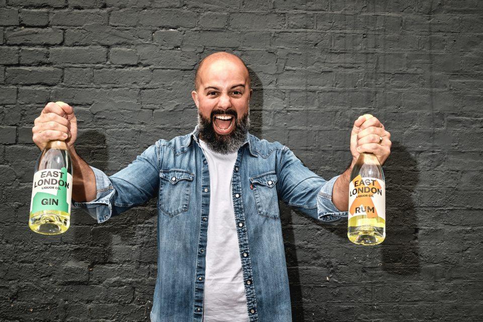 East London Liquor Company boss Alex Wolpert