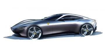 The Car Design Award 2020 goes to the Ferrari Roma